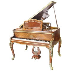 Very Fine Louis XV Style Piano by Francois Linke, Signed., Stamped by Zwiener