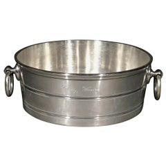 Very Good Early 20th Century Silver Plated Oyster Bucket, U.K, Circa 1930