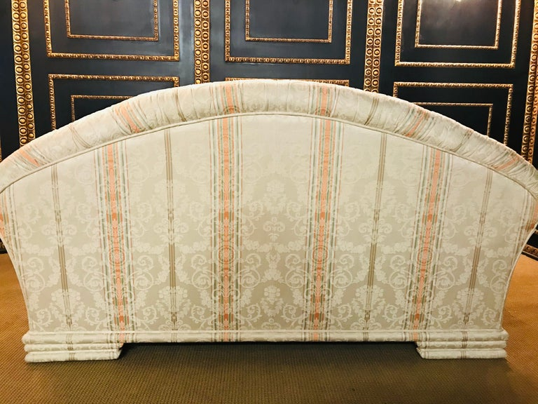 Very High-Quality Couch Set from the Bielefeld Workshops with Baroque Patterns For Sale 12