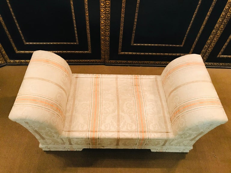 Very High-Quality Couch Set from the Bielefeld Workshops with Baroque Patterns For Sale 14