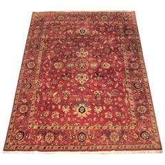 Very Large Amazing Karaman Anatolian Carpet