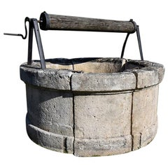 Very Large Antique Well from the 18th Century from France