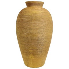 Very Large Art Deco Vase by Upsala Ekeby, Sweden, 1940s