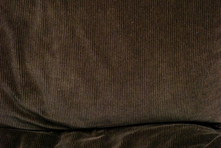 Italian Very Large Cassina Fiandra Modular Sofa For Sale