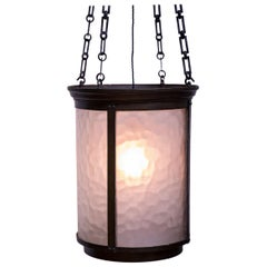 Very Large Country House Bronze Hall Lantern