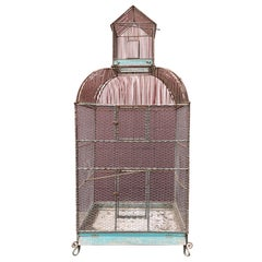Very Large French Birdcage
