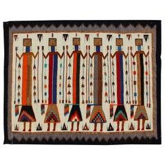 Navajo North and South American Rugs