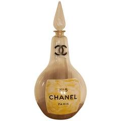 Very Large Perfume Bottle Chanel No5 Paris