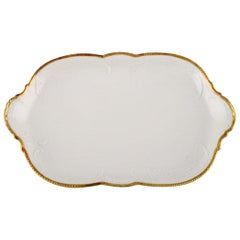 Very Large Rosenthal Sans Souci Serving Dish in Porcelain, 20th Century