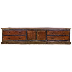 Very Large Sideboard, 17th Century, Spain