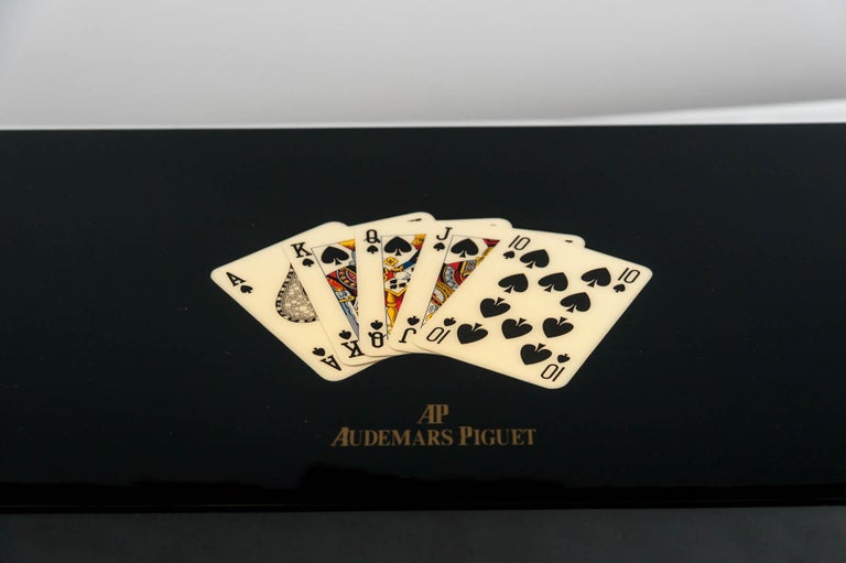 Swiss Very Nice Game Box by Audemars Piguet For Sale