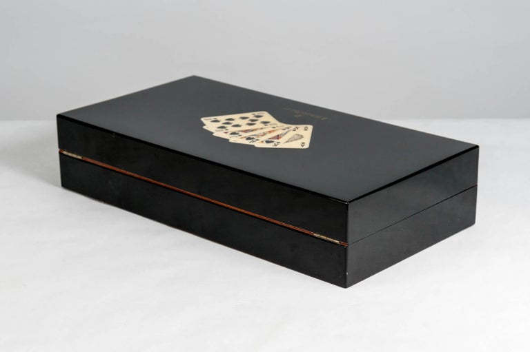Contemporary Very Nice Game Box by Audemars Piguet For Sale