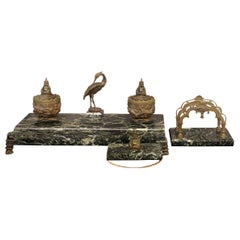 Bronze Desk Accessories
