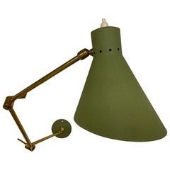 Very Nice Stilux Wall Lamp with 4 Joins