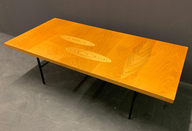 Very Nice Tapio Wirkkala Coffee Table For Sale 6