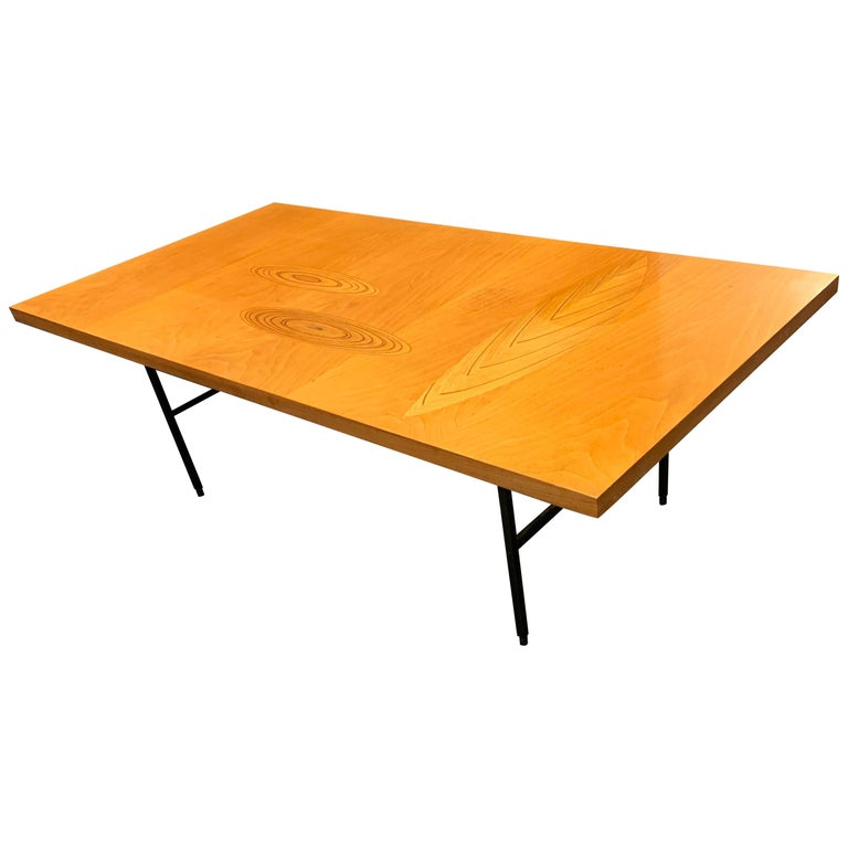 Very Nice Tapio Wirkkala Coffee Table For Sale