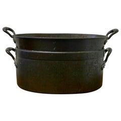 Very Rare 19th Century Copper Bain Marie