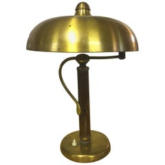 Very Rare and Exclusive Alfed Müller Table Lamp