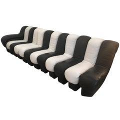 Very Rare De Sede Sofa
