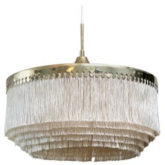 Very Rare Hans-Agne Jakobsson Ceiling Lamp, 1960s