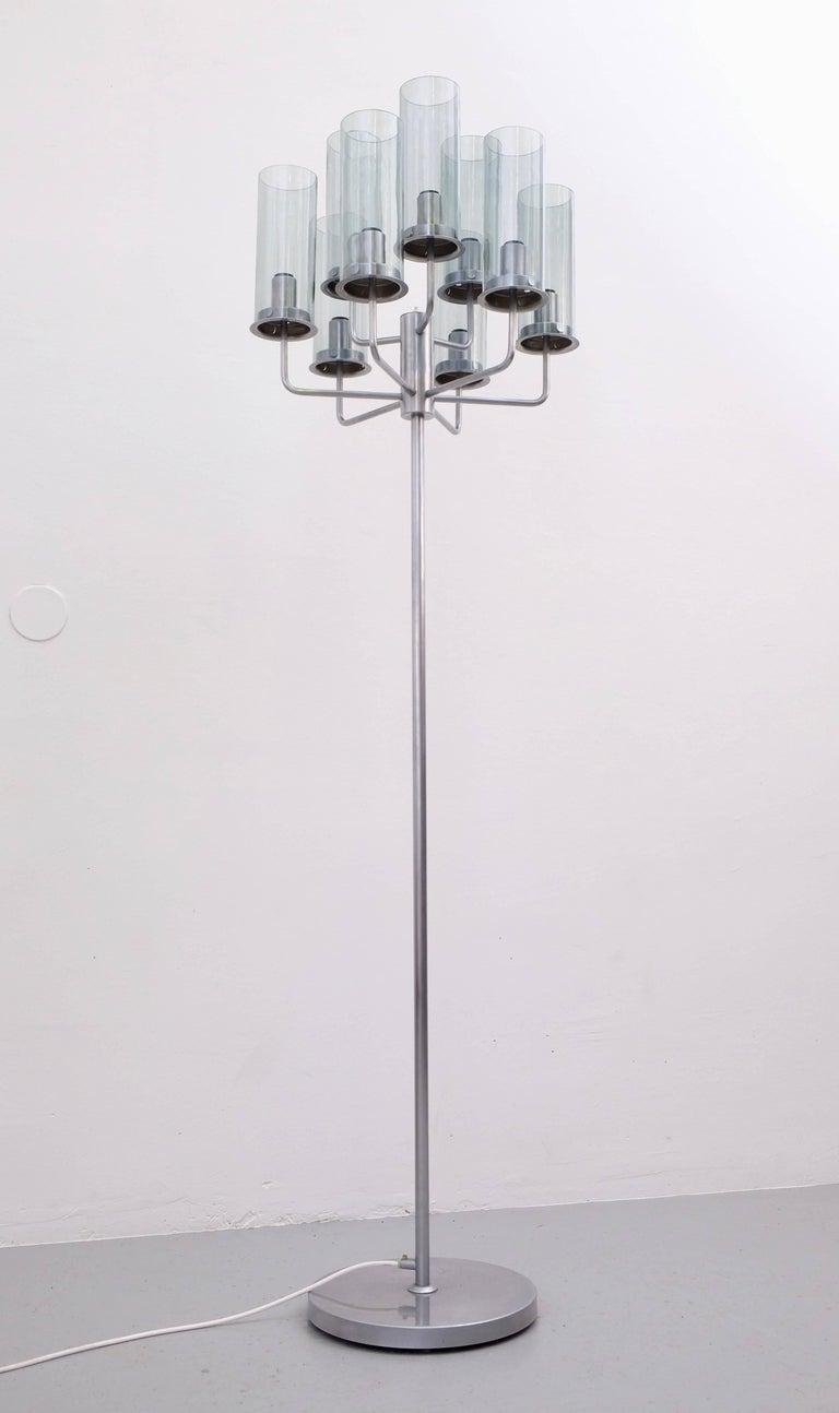 Very Rare Hans-Agne Jakobsson Floor Lamp, 1960s For Sale 1