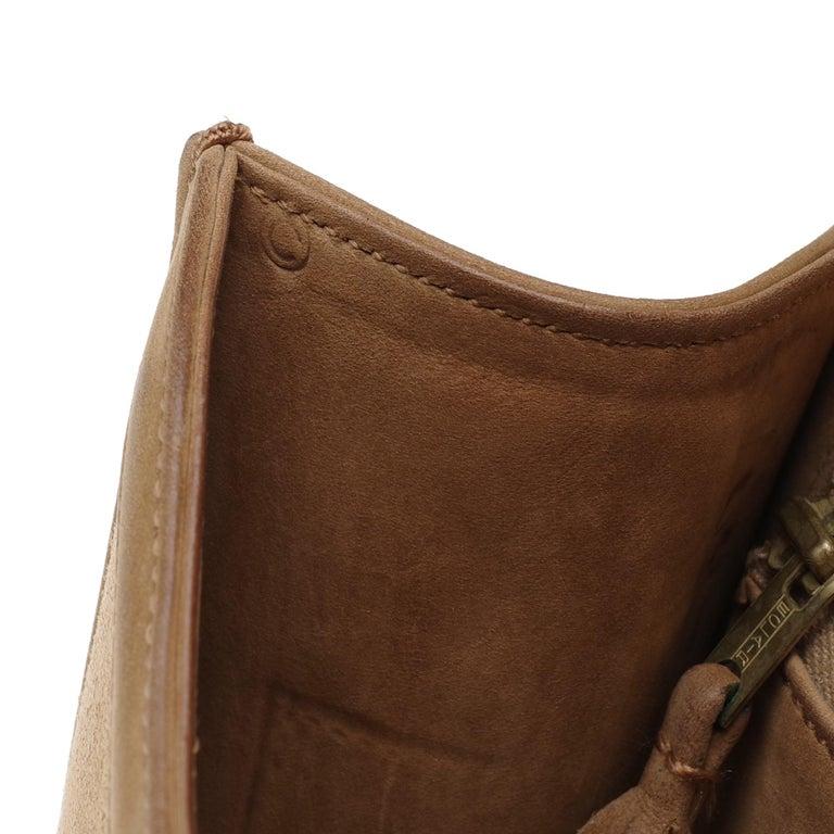 VERY RARE Hermes Constance  DOBLIS shoulder bag in sand color & Gold hardware! For Sale 2