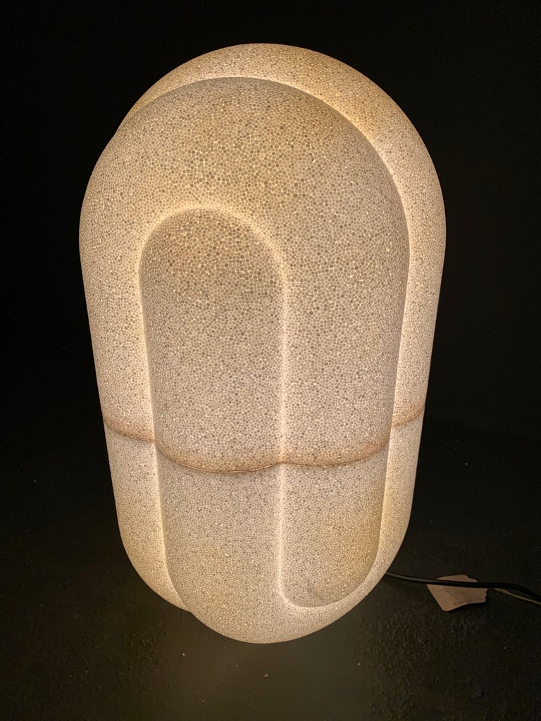 Space Age Very Rare Ingo Maurer Metropolight For Sale