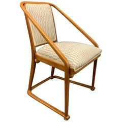 Very Rare Josef Hoffmann 725 B/F Chair by Jacob and Josef Kohn