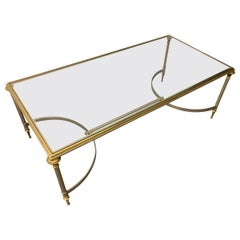 Very Rare Maison Charles Directoire Coffee Table