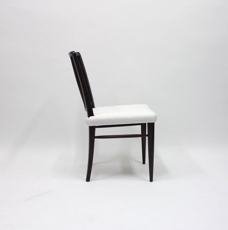 Very Rare Model O.K. Chairs by Axel Einar Hjorth for Nordiska Kompaniet, 1930s For Sale 5