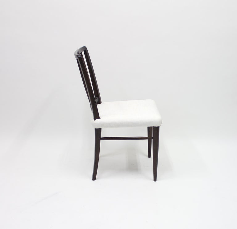 Very Rare Model O.K. Chairs by Axel Einar Hjorth for Nordiska Kompaniet, 1930s For Sale 6