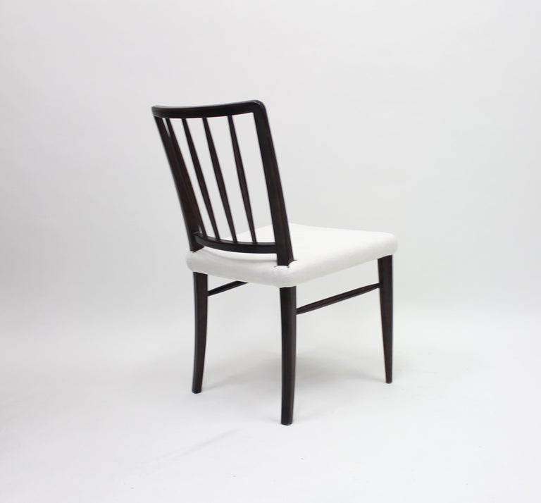 Very Rare Model O.K. Chairs by Axel Einar Hjorth for Nordiska Kompaniet, 1930s For Sale 7