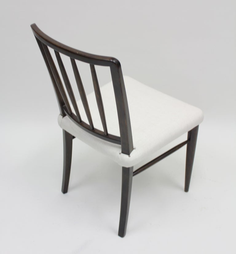 Very Rare Model O.K. Chairs by Axel Einar Hjorth for Nordiska Kompaniet, 1930s For Sale 8