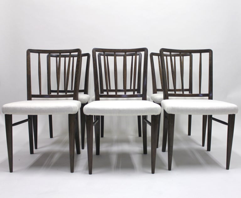 Mid-20th Century Very Rare Model O.K. Chairs by Axel Einar Hjorth for Nordiska Kompaniet, 1930s For Sale