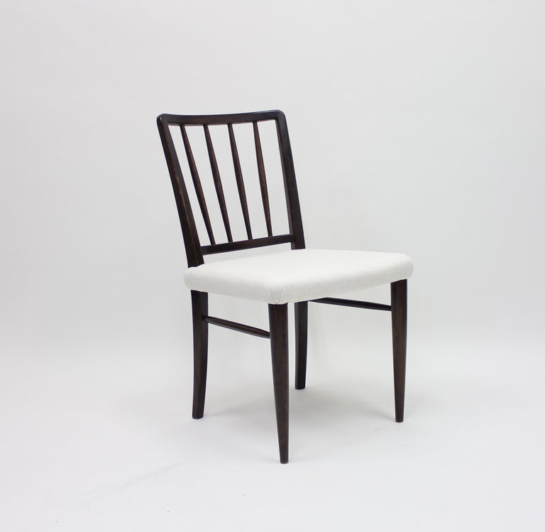 Very Rare Model O.K. Chairs by Axel Einar Hjorth for Nordiska Kompaniet, 1930s For Sale 2