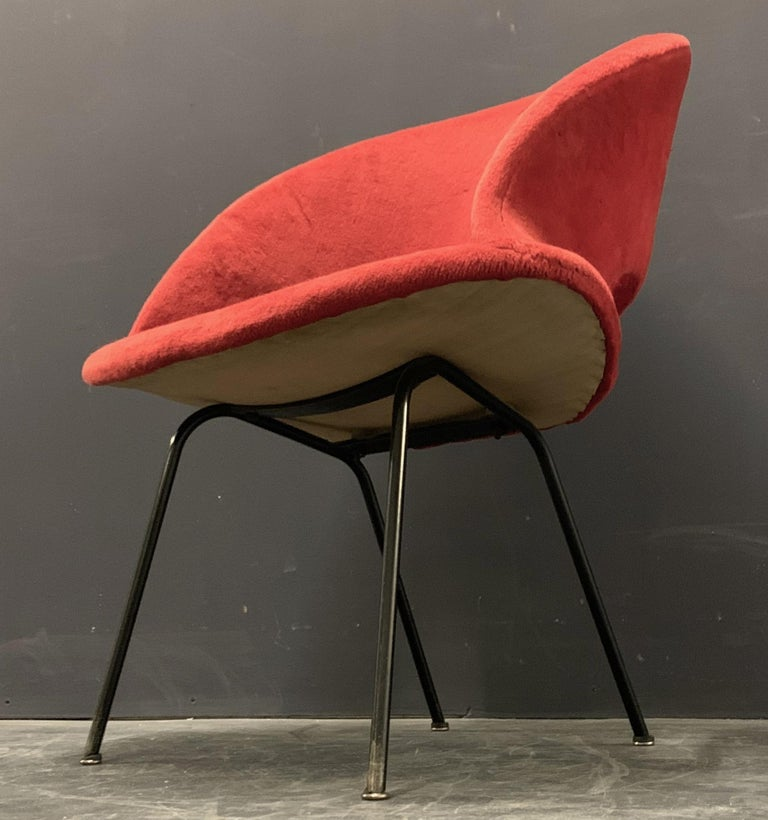 Mid-Century Modern Very Rare No.350 Chair by Arno Votteler For Sale