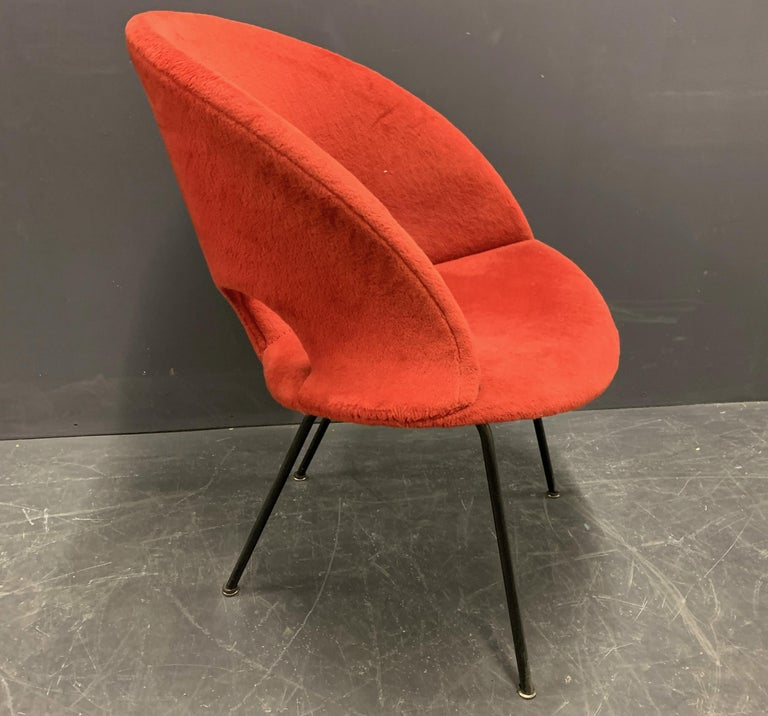 Mid-20th Century Very Rare No.350 Chair by Arno Votteler For Sale