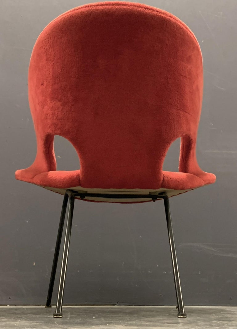 Very Rare No.350 Chair by Arno Votteler For Sale 1