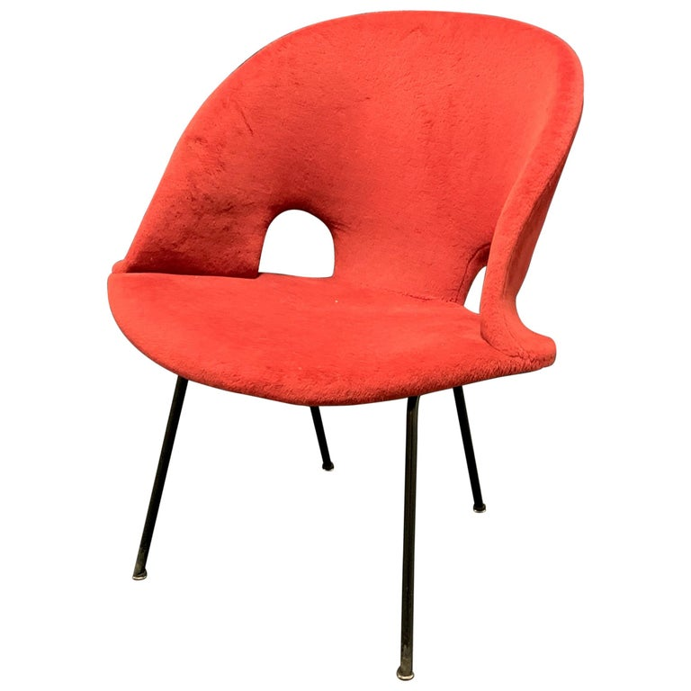 Very Rare No.350 Chair by Arno Votteler For Sale