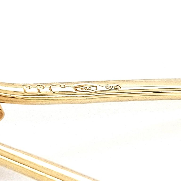 Very Rare Patek Philippe & Co. Gold Keychain / Keyholder in 18 Karat Yellow Gold For Sale 6