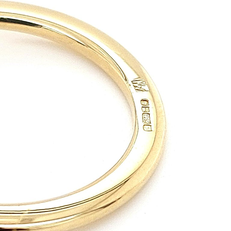 Very Rare Patek Philippe & Co. Gold Keychain / Keyholder in 18 Karat Yellow Gold For Sale 3