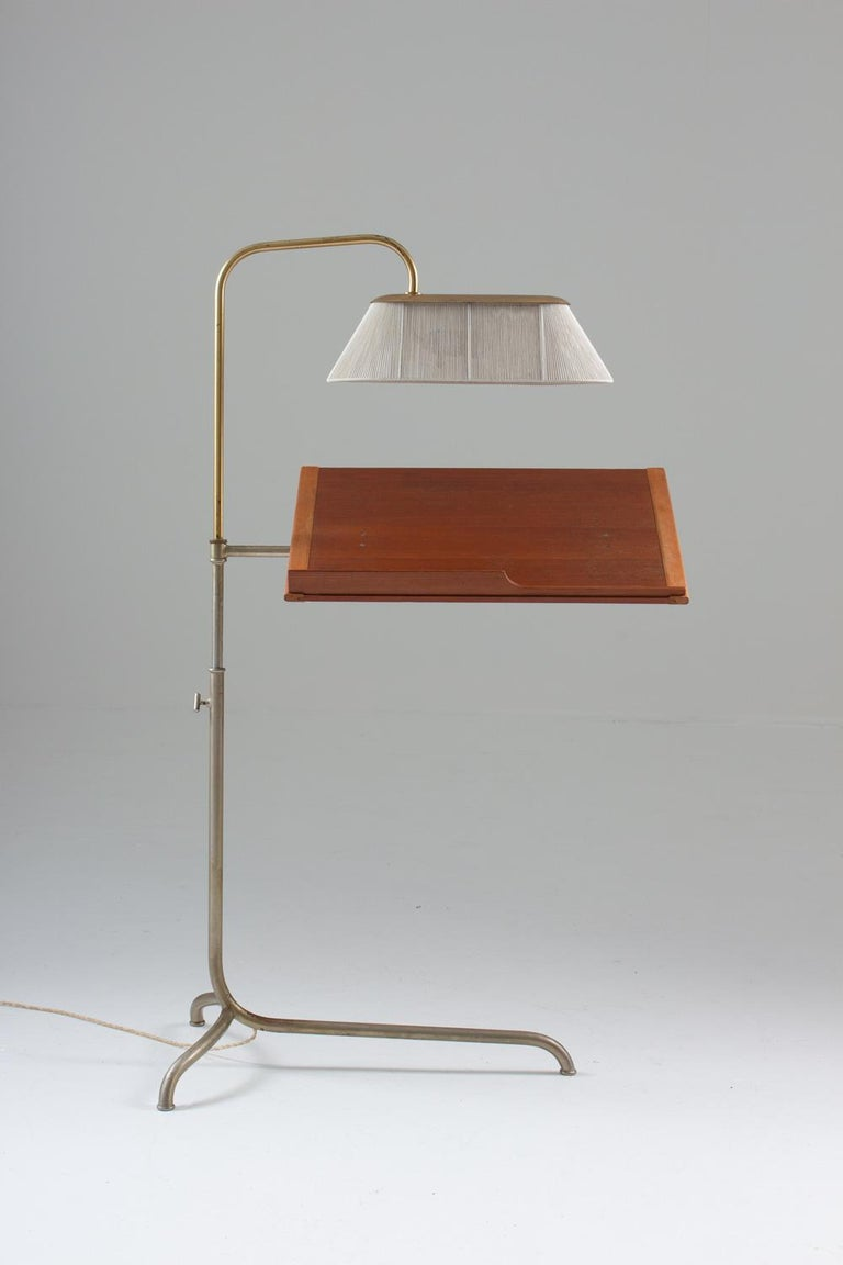 Extremely rare reading stand by Bruno Mathsson, Sweden.