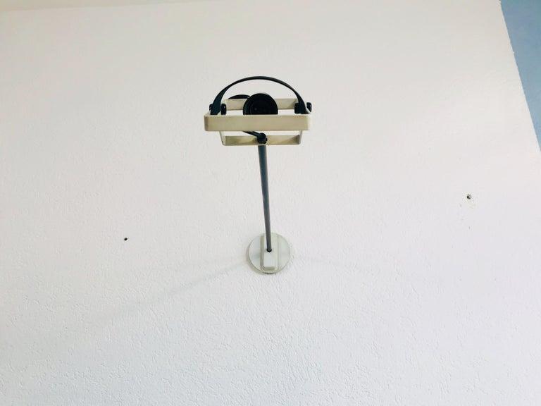 Very Rare Sintesi Wall Lamp by Ernesto Gismondi for Artemide, Italy, 1970s For Sale 2
