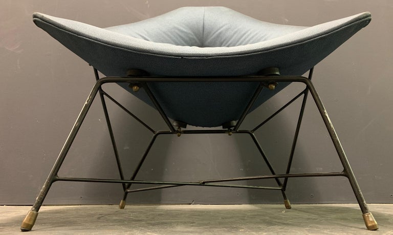 Very Rare Variation of the Famous Cosmos Chair by Augusto Bozzi For Sale 6