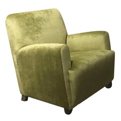 Vestry Lounge Chair