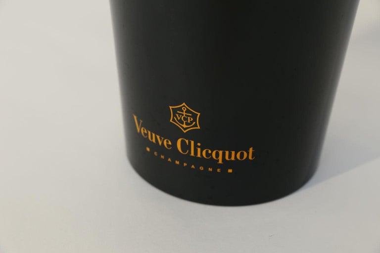 Veuve Clicquot Acrylic Champagne Cooler 1