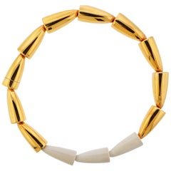 Vhernier Calla Kogolong Gold Necklace