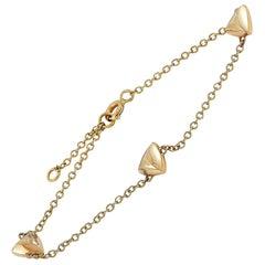 Vhernier Freccia Micro 18 Karat Rose Gold Bracelet