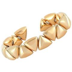 Vhernier Freccia Mini 18 Karat Rose Gold 18 Elements Bracelet