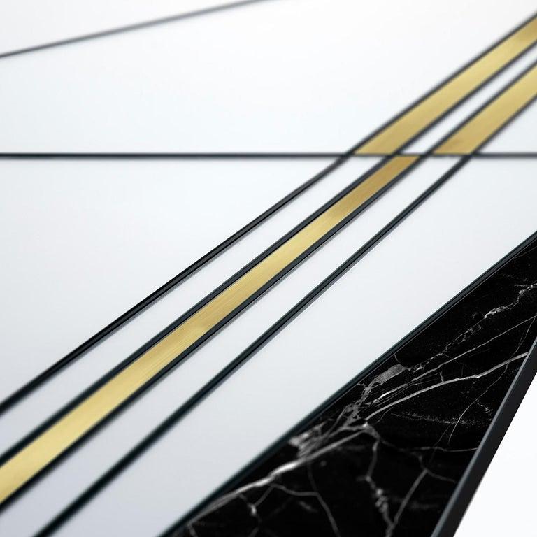 Italian Via V Mirror by Atlas Project For Sale